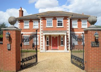 Thumbnail 5 bedroom detached house for sale in High Road, Gorefield, Wisbech