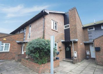 Thumbnail 3 bedroom terraced house for sale in Woodbridge Close, London