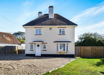 Thumbnail 3 bed detached house for sale in Oak Cottage, Main Road, Great Holland