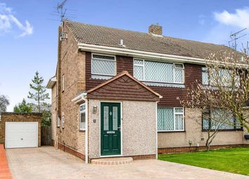 Thumbnail 4 bed semi-detached house for sale in Penshurst Close, Rainham, Gillingham