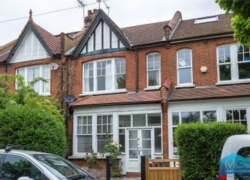 Thumbnail 3 bed terraced house for sale in Clovelly Road, Crouch End, London