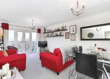 Thumbnail 2 bed flat for sale in Monet House, Pumping Station Road, London