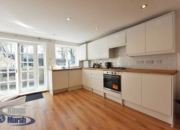 Thumbnail 3 bed flat to rent in York Grove, London