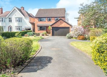Thumbnail 4 bed detached house for sale in Warwick Road, Kenilworth