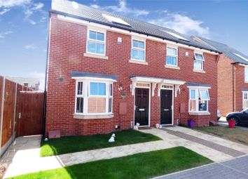 Thumbnail 3 bed property for sale in Moore Close, Horsford