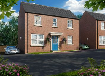 "Thumbnail 3 bedroom semi-detached house for sale in ""Milverton"" at Queen Elizabeth Road, Nuneaton"