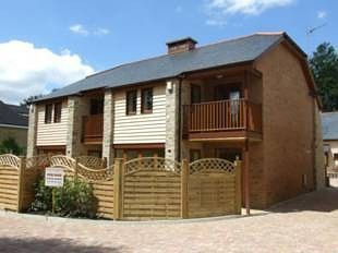 Thumbnail 4 bed semi-detached house to rent in Little Canford Court, Wimborne Road West, Wimborne