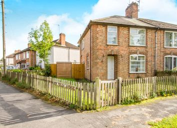 Thumbnail 3 bed semi-detached house for sale in Newfields Avenue, Leicester