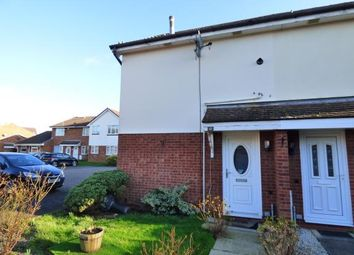 Thumbnail 1 bed terraced house for sale in The Firs, Kingsbury, Tamworth, Warwickshire