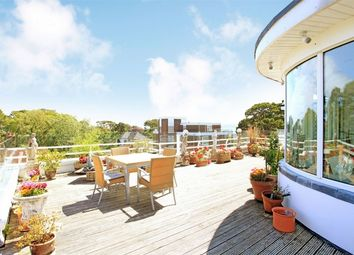 Thumbnail 3 bed flat for sale in Harbour Court, 2 Chaddesley Glen, Canford Cliffs, Poole