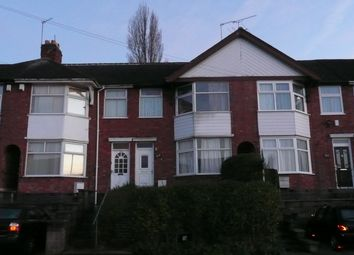 Thumbnail 3 bedroom town house to rent in St Saviours Road, North Evington, Leicester, Leicestershire