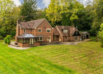 Thumbnail 6 bed detached house for sale in Embley Lane, East Wellow, Romsey
