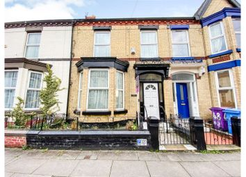 Thumbnail 4 bed terraced house for sale in Ferndale Road, Liverpool
