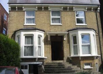 Thumbnail 1 bed flat to rent in Brownlow Road, Bounds Green