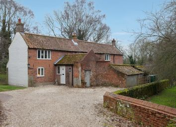 Thumbnail 3 bed detached house for sale in The Moor, Reepham, Norwich