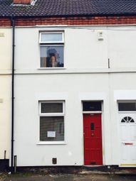 Thumbnail 4 bedroom terraced house to rent in Russell Street North, Hillfields, Coventry