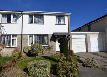 Thumbnail 3 bed semi-detached house for sale in Mayfield Drive, Kendal, Cumbria
