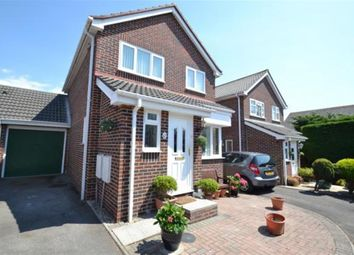 Thumbnail Detached house for sale in Lerrett Close, Chickerell, Weymouth