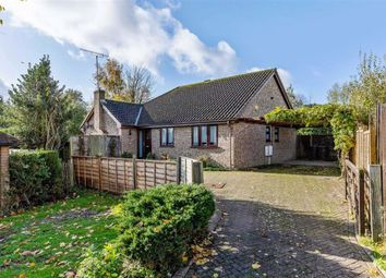 Thumbnail 3 bed detached bungalow for sale in Glebe Way, Ashford, Kent