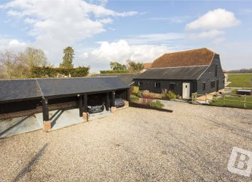 Thumbnail 4 bed detached house for sale in Margaretting Road, Writtle, Chelmsford, Essex
