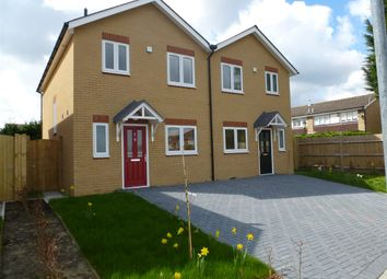 Thumbnail 3 bed semi-detached house for sale in Keel Gardens, Southborough, Tunbridge Wells