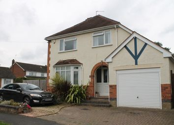 Thumbnail 3 bedroom detached house to rent in Moseley Road, Kenilworth