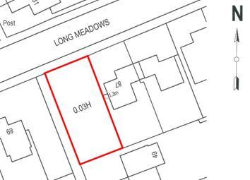 Thumbnail Land for sale in Plot Adjacent 87 Long Meadows, Dovercourt, Harwich, Essex