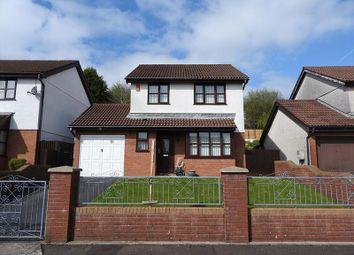 Thumbnail 3 bed detached house for sale in Parc Avenue, Morriston, Swansea