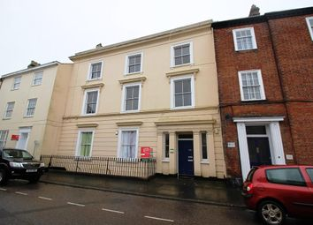 Thumbnail 2 bed flat to rent in St. Peter Street, Tiverton