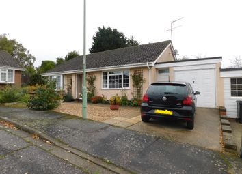 Thumbnail 2 bed detached bungalow for sale in Beaumont Way, Stowmarket