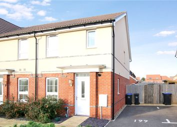 Thumbnail 2 bed end terrace house for sale in Cambrian Way, Worthing, West Sussex