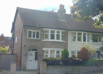 Thumbnail 3 bed semi-detached house for sale in Kings Lane, Bebington, Wirral