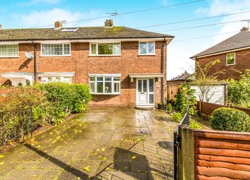 Thumbnail 3 bed terraced house for sale in Barlow Road, Wilmslow