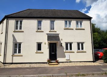 Thumbnail 2 bed flat to rent in Woodland Close, Bampton, Tiverton