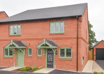 Thumbnail 2 bed semi-detached house for sale in Chapmans Orchard, Hanley Swan, Worcester