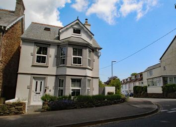 Thumbnail 3 bed detached house for sale in Station Road, St. Columb