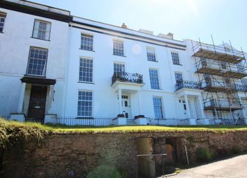 Thumbnail 3 bed flat for sale in Adelaide Terrace, Ilfracombe