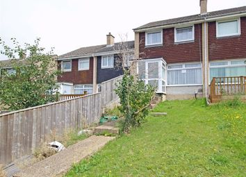 Thumbnail 2 bed terraced house for sale in Peters Park Close, St Budeaux, Plymouth