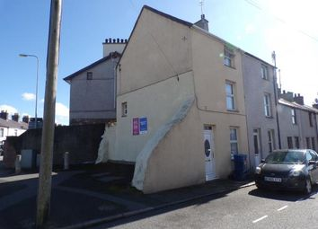 Thumbnail 3 bedroom terraced house for sale in Snowdon Street, Caernarfon