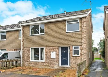 Thumbnail 3 bed end terrace house for sale in Footner Close, Romsey
