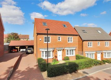 5 bed detached house for sale in Chartwell Lane, The Chase, Longfield, Kent DA3