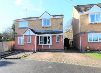 Thumbnail 2 bedroom semi-detached house for sale in Bronte Grove, Milton, Stoke-On-Trent