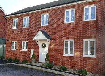Thumbnail 4 bed detached house for sale in Charter Road, Axminster