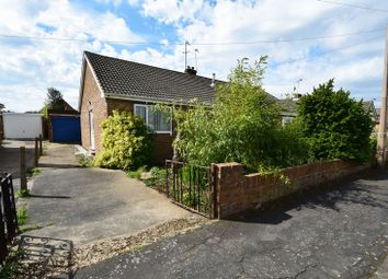 Thumbnail 2 bed semi-detached bungalow for sale in Ivanhoe Close, Doncaster
