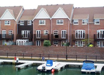 Thumbnail 3 bed property for sale in Madeira Way, Sovereign Harbour South, Eastbourne