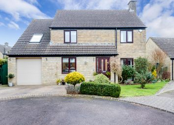 Thumbnail 5 bed detached house for sale in College View, Cirencester, Gloucestershire