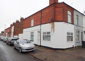 Thumbnail 2 bedroom terraced house for sale in 165 Vernon Road, Aylestone, Leicester