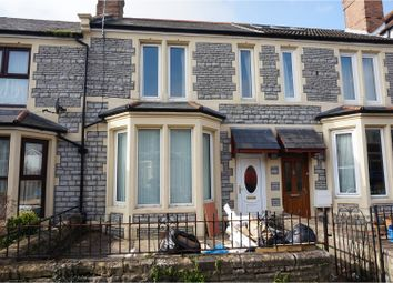Thumbnail 4 bed terraced house for sale in Kingsland Crescent, Barry