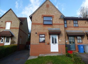 Thumbnail 2 bedroom end terrace house for sale in Cypress Close, Desborough, Kettering