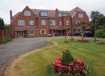 Thumbnail 2 bed flat for sale in Standon Gardens, Ashby Road, Tamworth
